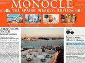 MONOCLE Spring Weekly