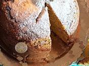 Torta Carote Mandorle Dedica