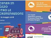 """maggio 2018: corteo contro l'omofobia """"Piacenza Viaggio Discriminazioni"""""""