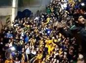 riscaldamento partita tifosi Rosario Central!! Class!!(Video)
