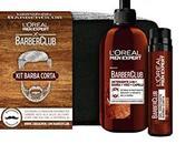 Barba Corta Detergente 3-In1, Barba-Viso-Capelli