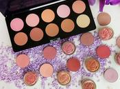 BLUSHISSIMI recensione swatches blush party Neve Cosmetics