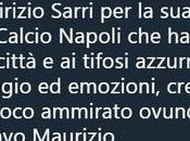"""Laurentiis saluta Sarri: """"Grazie dedizione, regalato prestigio emozioni"""""""