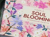 Nabla Soul Blooming Recensione, Swatches