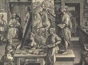 Pittura, colori, Ferrante Imperato, Tomaso Garzoni: Museo, Biblioteca Wunderkammer Aprosio dibattito sulla pittura '600