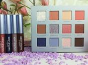 SOUL BLOOMING COLLECTION Nabla Cosmetics swatches, recensione, makeup look, pareri, comparazioni