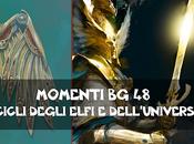 Momenti cicli degli elfi dell'universo