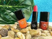 NAILS POLISH LIPSTICK LUNGOMARE Cosmetics