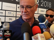 "VIDEO. Ranieri: ""Complimenti Laurentiis Ancelotti. Carlo potrà…"""