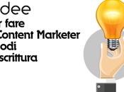Posso fare Content Marketer anche ODIO scrivere?