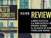 Review Party: giallo Palazzo Corsetti Alessandra Carnevali