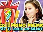 PRIMO PREMIO PENULTIMI SALUTI lascio SALUTO!!!