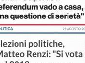 """triste finale della storia Matteo Coe-Renzi, detto Bomba"""" tutta Italia, Bamba"""" Padania"""