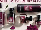 [recensione] body shop white musk smoky rose