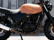 Readers' rides: Paura's CB500