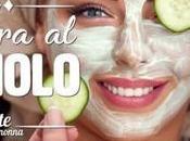 Maschera cetriolo: rimedio bellezza