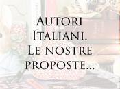 Autori italiani, nostre proposte Giugno!