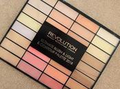 Review Ultimate Blush Light contour palette 2018