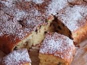 Torta Ricotta, Marmellata Albicocche Gocce Cioccolato