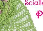 lilla's tutorials: scialle crochet Petali Catenelle