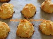 Biscottini Cocco uova intere
