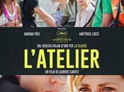 "Cinema ""L'Atelier"" (Recensione Angela Laugier)"