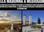 anni prima apparizione della Madonna Medjugorje