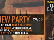 Review Party: patto dell'abate nero Marcello Simoni
