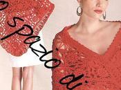 Scialle miniponcho piastrelle crochet, schemi Crochet squares shawl mini cape, free patterns