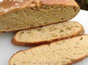 Pane mondo: Nohutlu Ekmek (Kabak çekirdeği Ekmek)