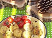 Polpette verdure lenticchie