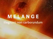 Nasce Melange: dove perché potete cercare