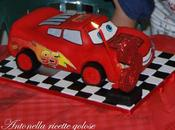 """Torta Saetta Mcqueen"
