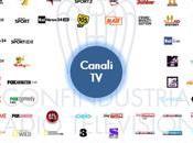 Giugno 2018 sono canali sulle principali piattaforme