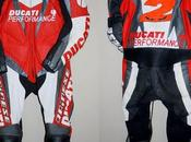 Dainese Racing Suit Carl Fogarty 1998 MotoMemorabilia.com