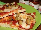 Pizza carciofi alla brace Tipyk