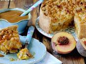 Caramel Crumble Peach