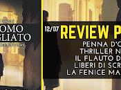 Review Party: L'uomo sbagliato Salvo Toscano