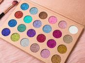Review Palette Glitter