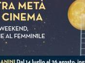 """Roma, all' Arena Forlanini """"L'altra metà cinema"""""""
