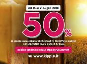 promo #poetrysummer acquisti Kipple.it!