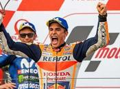 "MotoGP, Marquez: Rossi come Messi Ronaldo, Vale molla mai"""