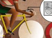 doodle Google celebra grande Gino Bartali, campione cuore