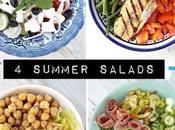 insalate l'estate