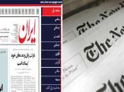 Iran: quotidiano Governo registrato telefono l'indirizzo York Times! Truffa connivenza?