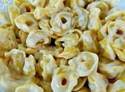 Tortellini crema parmigiano