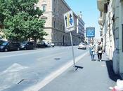 Dopo settimana abbiamo fatto video Corso Vittorio dove morta Caterina Pangrazi