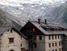 Zillertal trekking rifugi sulle montagne belle Tirolo dell'Austria