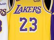 """Torna stile dello """"Showtime"""" maglia Lakers 2018"""