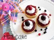 Mini Cake alla marmellata